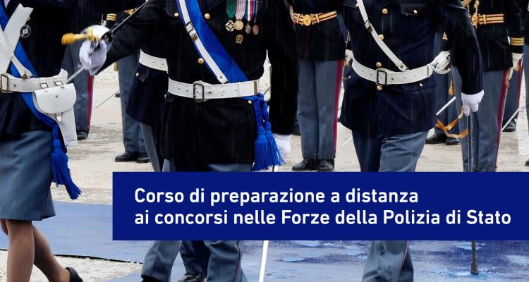 Corsi di Preparazione ai Concorsi della Polizia di Stato